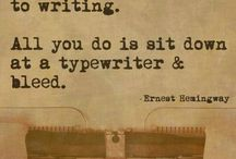 Writing Corner / by Ashley Nicole