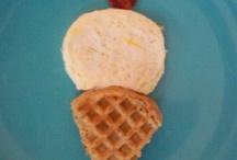 Recipes: Fun Kid Food / by Alicia Marie
