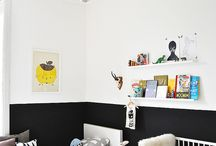 kids room / by Rebecca Fosterhood