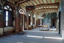 abandoned / by Rhoda Schultz