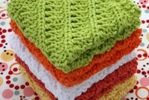 crochet kitchen/bath / by Wendy Coulter