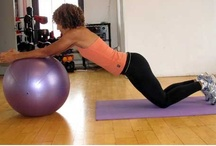 work outs / by Jennifer Williams-Watt