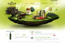 Webdesign Inspiration / by Frisch Inspiriert
