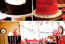 """Party Ideas / by Cynthia """"Cindy"""" Brown"""