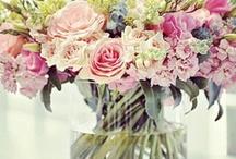 Flower Arrangements / Flower arrangements that I love. / by Terri Hayes