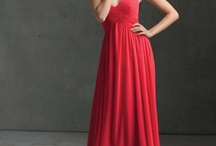Bridesmaid dresses / by Sherry Alexander