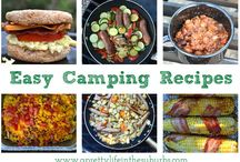 Camping  / by Amy E