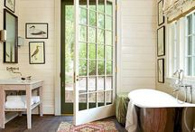 Bathrooms / by Farmgirl Fare