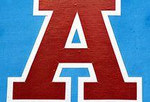 Letters from A-Z / by Robbyn King-Tygrett