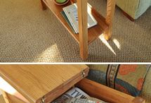 Furniture  / by Emily Combs
