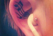 nice tat / by Lauren