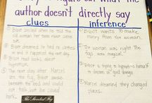 anchor charts / by Kelly Myers Acevedo