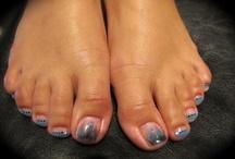 polishes/nails / by Priscilla Johnson