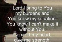 Pray / by Kym Perdew