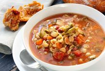 Soup, Stew & Chili / by KitchMe