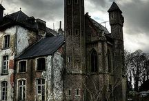 Haunting spaces. / by Mitch Lunsford