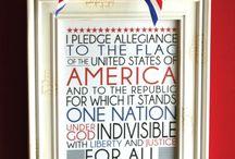 4th of July - Patriotic fun / by Shelley Robillard