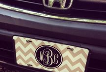 Monograms! / by Mandy Huskey