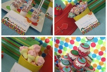 Alex's Birthday Ideas / by Sarah McLane