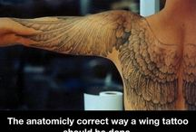 Tattoos / by Cole Thow