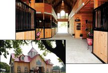 Barns & Stables / by Sharon Thompson