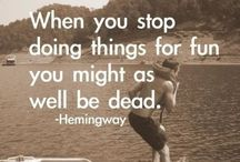 Hemingway / by Jennifer Gustafson