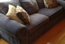 Couches / by Emily Parr-Guerrero