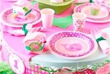 August Claire's 1st  Birthday Ideas / by Dreamlike Magic Designs