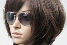 Cute wig!! / by Cherrisse Houston