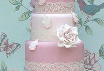 Wedding Cake Ideas / by Chít Chít Béo
