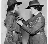 Girl Scouts History  / by Girl Scouts - Diamonds