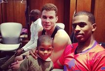 Blake Griffin and the La Clippers / If you like Blake Griffin and the Clippers, than this is your board(: / by Amanda Chausow