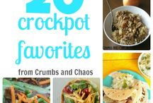 Crockpot / by BlingedOutFrog