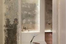 Walls / by Jodi Mellin Interior Design
