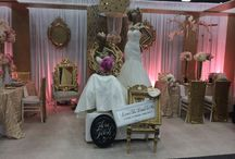 Bridal Extravaganza 2014 / www.ildlighting.com / by Intelligent Lighting Design (ILD Lighting)