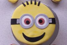 Minion party / by Emily Rogers
