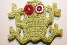 Crochet & knitting inspiration / by Kirsty MoodyCatCrafts