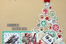 Christmas Scrap / Stamp ideas / by Sarah Nelson