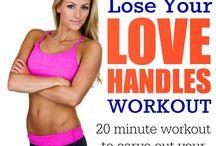 workouts / by Lydia Brazelton