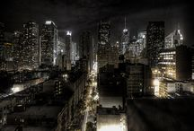City Lights / by Nikki W