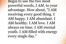 Affirmations / by Kavita Mohan