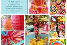 Sweet 16 Party Ideas / by Lisa Borders Muhammad