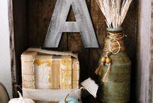A / by Antoinette Van Kleeff