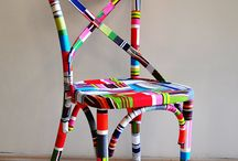 PAINTED FURNITURE / by Dawn Neill