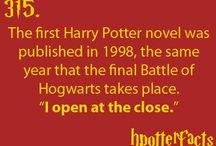 Harry Potter / by Megan Shurtz