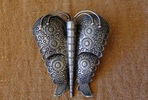American Indian Jewelry Silver / by Janet Combs
