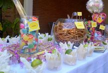 Mesas de dulces / by Jessica Plata
