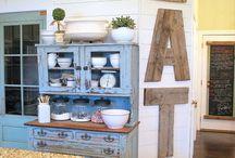 Kitchen Inspiration! / by Melissa @ Back Roads Revival