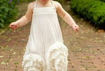 Kid Clothes Patterns & Fabric / by Frieda