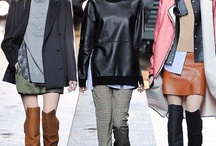 Fashion Week F/W '13  / Fashion Week Coverage - Fall/Winter 2013 / by Who What Wear